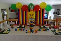 Birthday party ideas / by Julie Wood