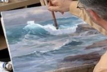 Oil Painting / Even the old masters worked diligently to enhance their oil painting techniques. Discover new oil painting lessons and tips as we share the best of the best, from ArtistsNetwork.com.