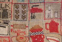 Cross stitch ^& Stitchery / by Debbie Booth