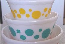 Vintage pyrex / My new obsession. / by Clara Knous