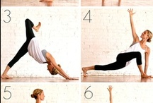 8wk workout / my post baby workout pins to ease back into kicknmyownass / by Petals Onieet