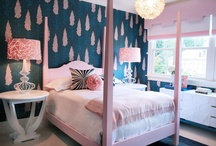 Girls Rooms / by Julie Q