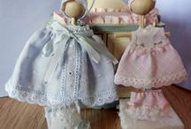Miniature clothes and patterns / by Debbie Booth