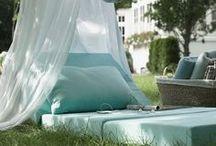 Backyard / Ideas for outdoors.