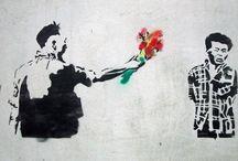 Streetart / Graffiti / by June Steward