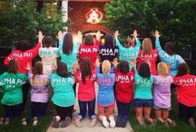 Sorority life   / by Jocelyn Hayes