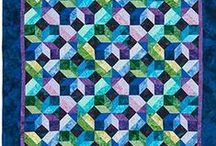 patchwork and quilting / by Patty Hanssens