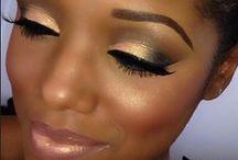 Makeup & Hair / by Sicily Bruner