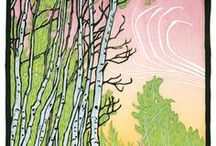 Printmaking / Woodcuts and other prints