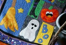 quilts halloween / by Patty Hanssens