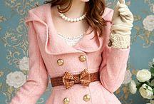 My Style: Coats / by Whitney Vanatta