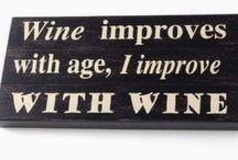 Wine stuff / by Adele Magill
