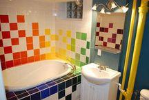 Dream Bathroom / by Whitney Vanatta