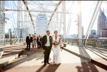 Breathtaking Downtown Nashville Wedding / Ashley and Barrett's wedding, Photo Credit: The Collection