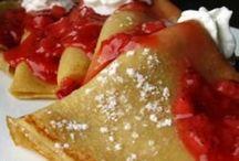 Yum! Desserts / by Whitney Vanatta