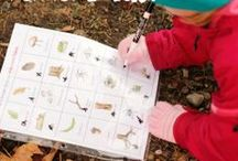 Learn and Do / Inspire curiosity and get the kids outside!