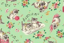 fabrics <3 / by Patty Hanssens
