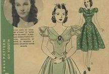 dream dresses / by Patty Hanssens