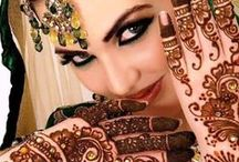 mehndi designs / by Beauty Health