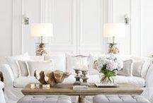Living room designs / Beautiful ideas for your living room and family room #livingroom #familyroom