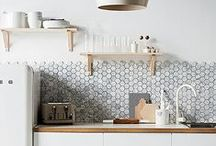 Kitchen / by The Lovely Drawer