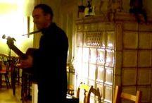 live in Düsseldorf / Peer Seemann live im Café Startklar Düsseldorf
