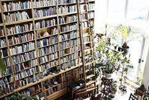 Library/Bookshelves