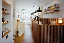 Eateries London / by The Lovely Drawer