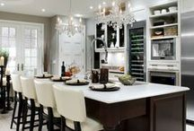 LIGHTING ADVICE: Kitchens / Overwhelmingly, the questions you submit are about lighting design. The lighting formula I've used over the years has become my trademark look, so I'll teach you my trade secrets.