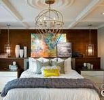 LIGHTING ADVICE: Bedrooms / Overwhelmingly, the questions you submit are about lighting design. The lighting formula I've used over the years has become my trademark look, so I'll teach you my trade secrets.