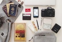 Traveling and Packing