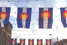 ↞ Colorado ↠ / We love Denver! Highlighting the best that Denver, Colorado has to offer! Sights :: Restaurants :: Hotspots :: Hotels :: Activities
