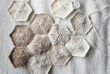 Crochet & Knitting Ideas / It's the best feeling when you wake up and it's warm and cozy, and you don't have to go to work. Emmy Rossum / by Monica Monteiro