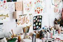 Studios & Offices & Ateliers