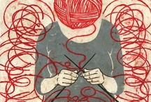 Knitting / by Melissa Mathie