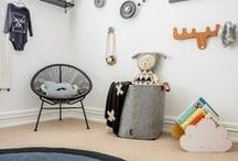 KIDS ROOMS / childrens room decor and inspiration