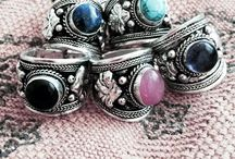 Rings and bracelets and oh my...so pretty / by Adi P