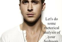 Ryan Gosling (hey girl,)