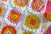 Crochet & Knitting Pillow Ideas / I put a piece of paper under my pillow, and when I could not sleep I wrote in the dark. Henry David Thoreau / by Monica Monteiro