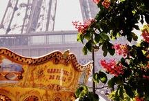 Paris To Love / Paris is always a good idea. Audrey Hepburn  / by Monica Monteiro