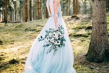 Style: Wedding Dress / What will you wear? Pin your favorites!