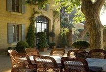 Gardens / Outdoor Spaces... / Beautiful gardens and outdoor spaces...