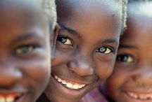 All Smiles... / A smile is the same in every language...