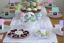 Party Display... / Entertaining and party themes and ideas to inspire...