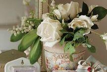 Floral Display... / Flower arrangements and displays...