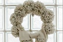 Wreath : Inspire / Inspiration for beautiful indoor and outdoor wreaths...