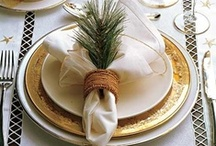 Table Display... / Beautiful and inspiring wedding / dinner party table layouts, themes and displays...