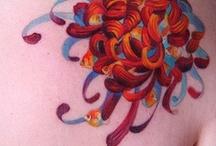 Tattooed / by Lexsz ...