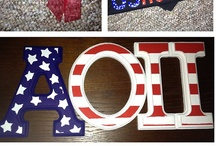 AOII crafty / by Megan Woolbert