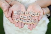 Wedding Ideas ♥ / Setting, Checklists, Dresses, Rings, Photo Ideas, DIY crafts, Things to be read at your wedding, Cute signs leading the way, Decor, Invitations...etc  / by 🎀👒Mary-Kathryn Fuller👒🎀